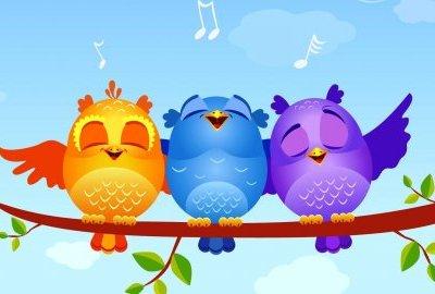 Когда поют птицы - болезни уходят!