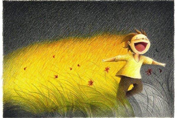 Каждый человек солнце – только дай ему светить!
