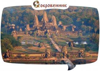 Архитектура Ангкора и Гизы – послание сквозь века
