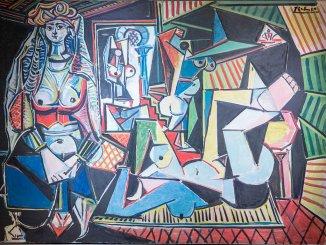 Эротические гравюры  Пикассо вызвали гнев Церкви