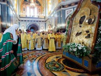 Истинный облик Смоленской иконы Богородицы