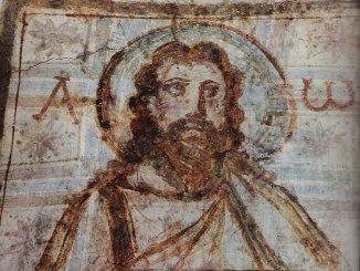 В Египте нашли, возможно, древнейшее изображение Иисуса