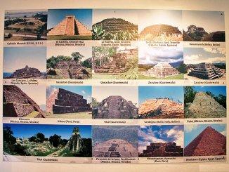 Новые пирамиды находят по всему миру!