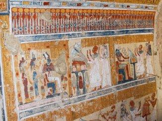 Почему гробницы Египта закрывают для доступа?
