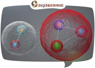 Существуют ли кварки или из чего состоят элементарные частицы?