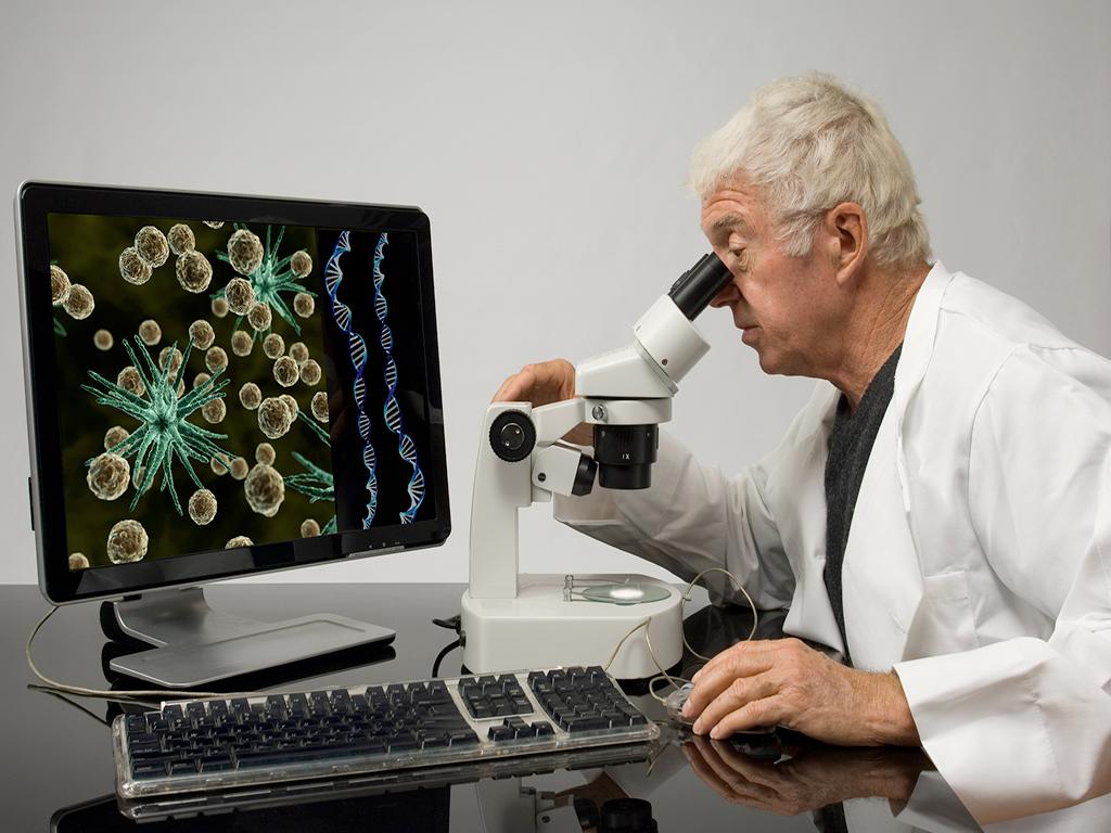 Человеческим организмом управляют микробы!!!