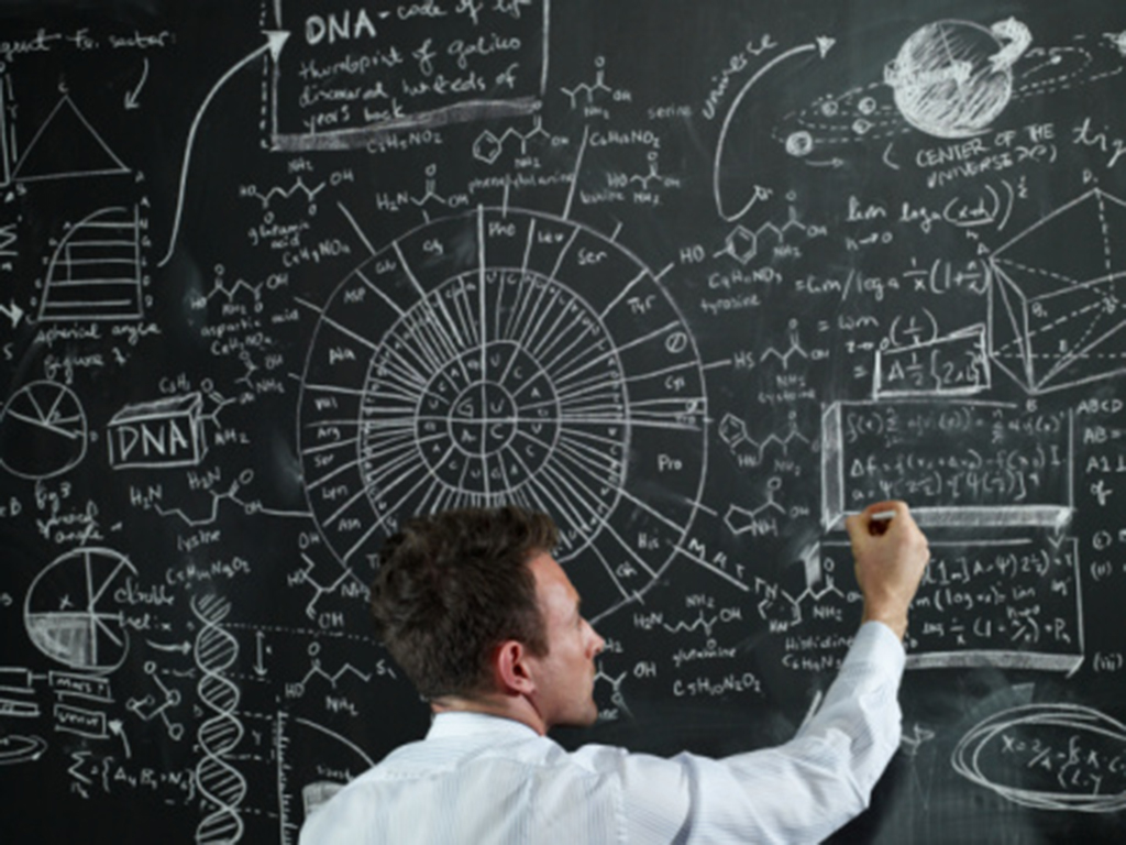 Через науку к вере в Бога !?
