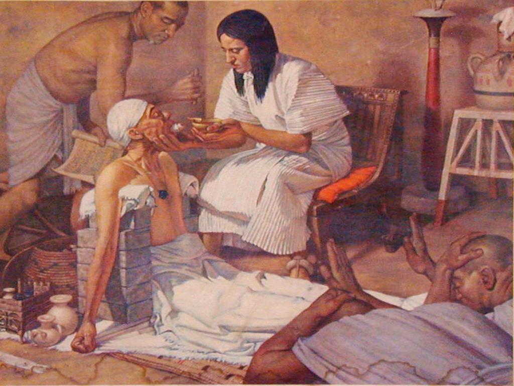 Древняя медицина удивляет ученых