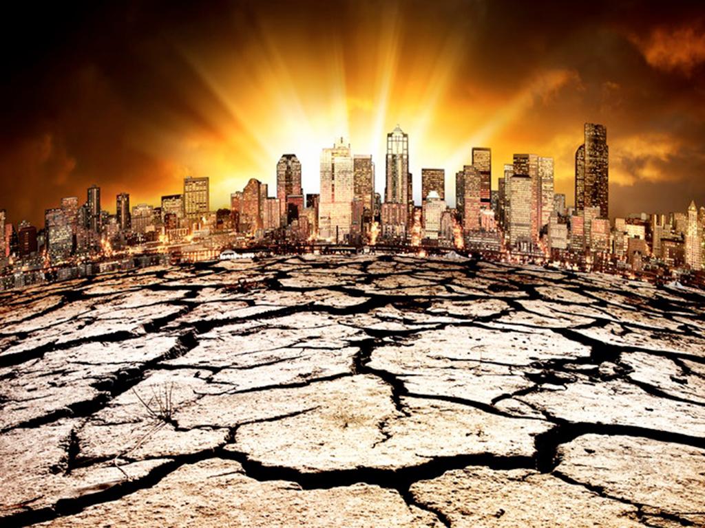 Экологическая катастрофа в Пекине. Что ждет нашу планету?