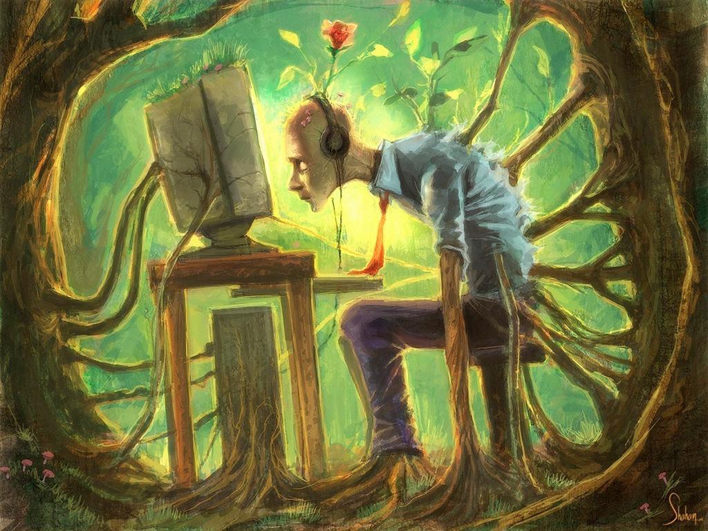 Как нами манипулируют через Интернет? И что делать?