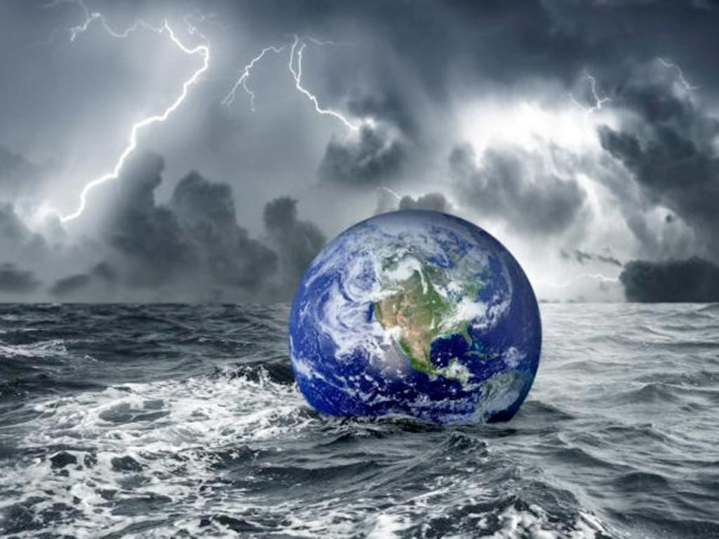 Кто пострадает во время нового Потопа?