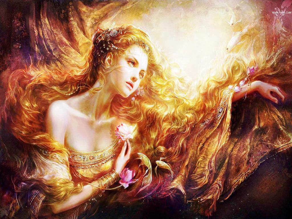 Магическая сила человеческих волос