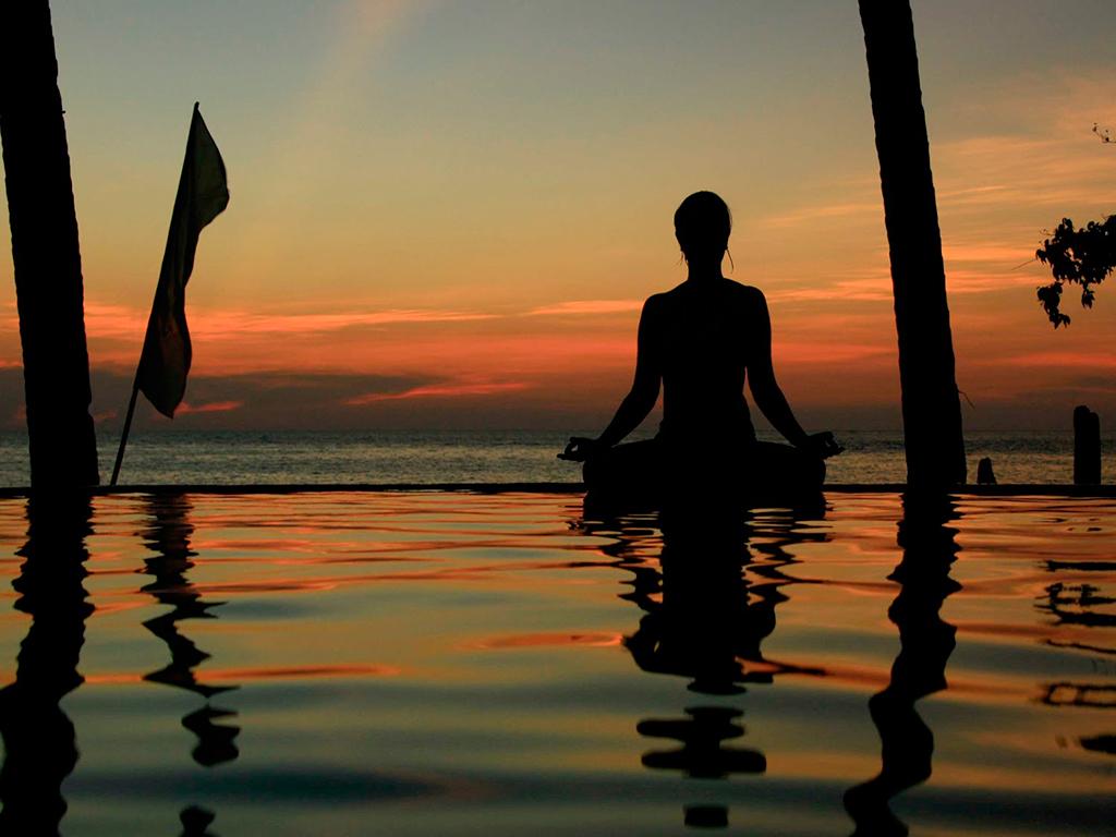 Медитация влияет на ДНК и продлевает жизнь!