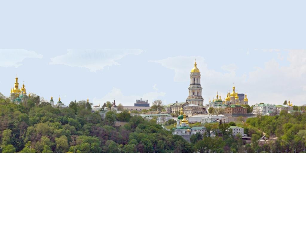 На кого похож Киев?