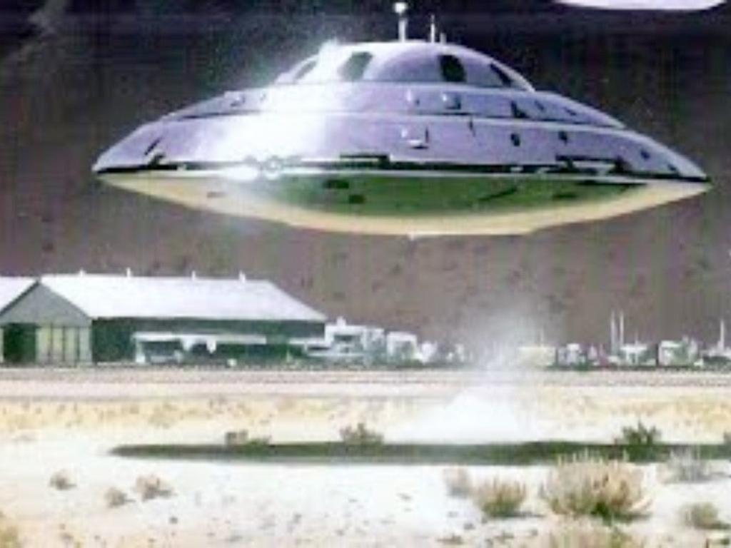 На тольяттинском заводе обнаружена секретная база НЛО?