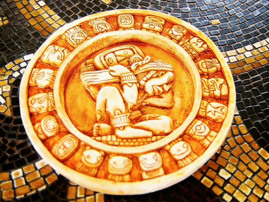 Найден древнейший календарь майя на 7000 лет вперед!