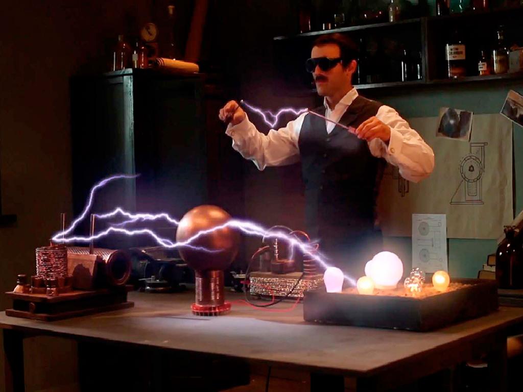 Измененное состояние сознания Николы Тесла