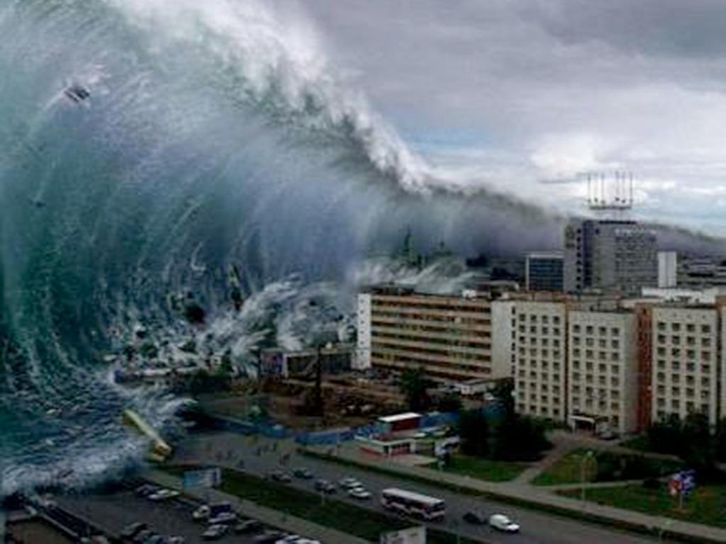 Открыта связь ураганов в США и цунами в Японии!