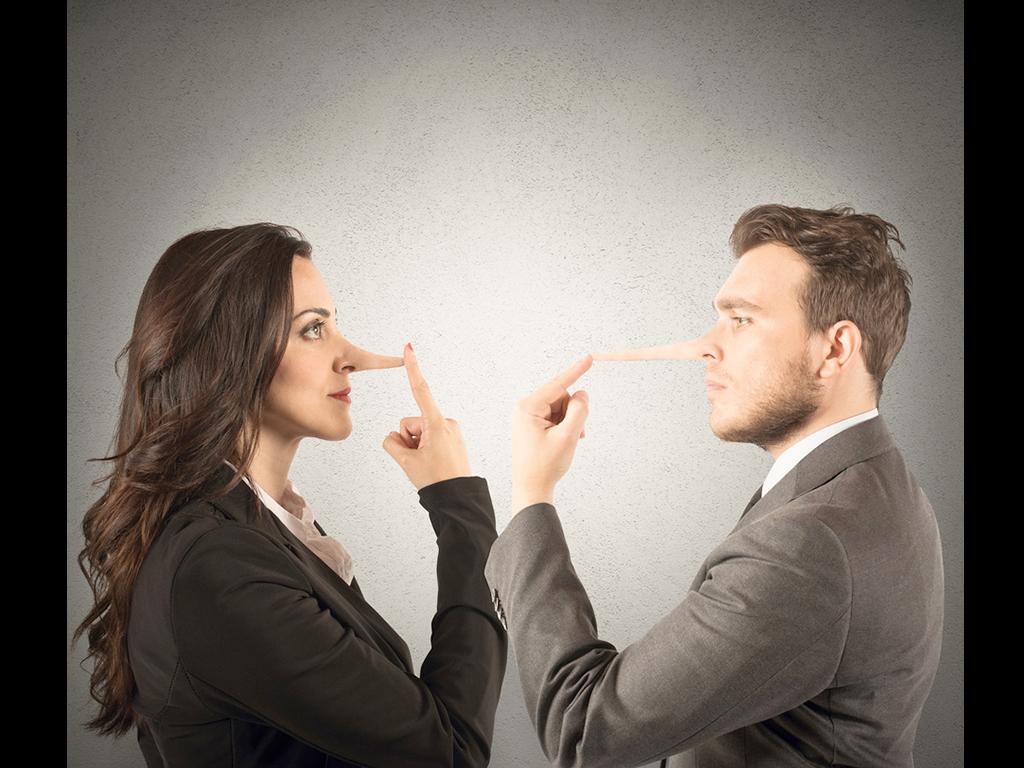 Психологи: ложь вызывает желание очистить свое тело