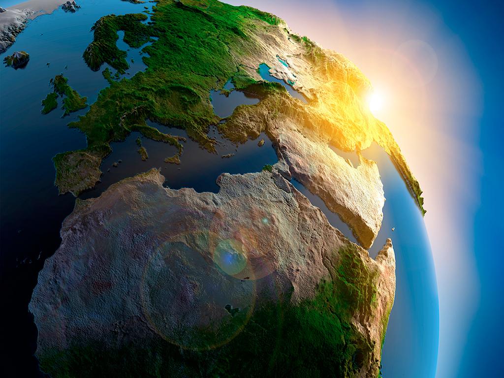 Россия станет Ноевым ковчегом для землян