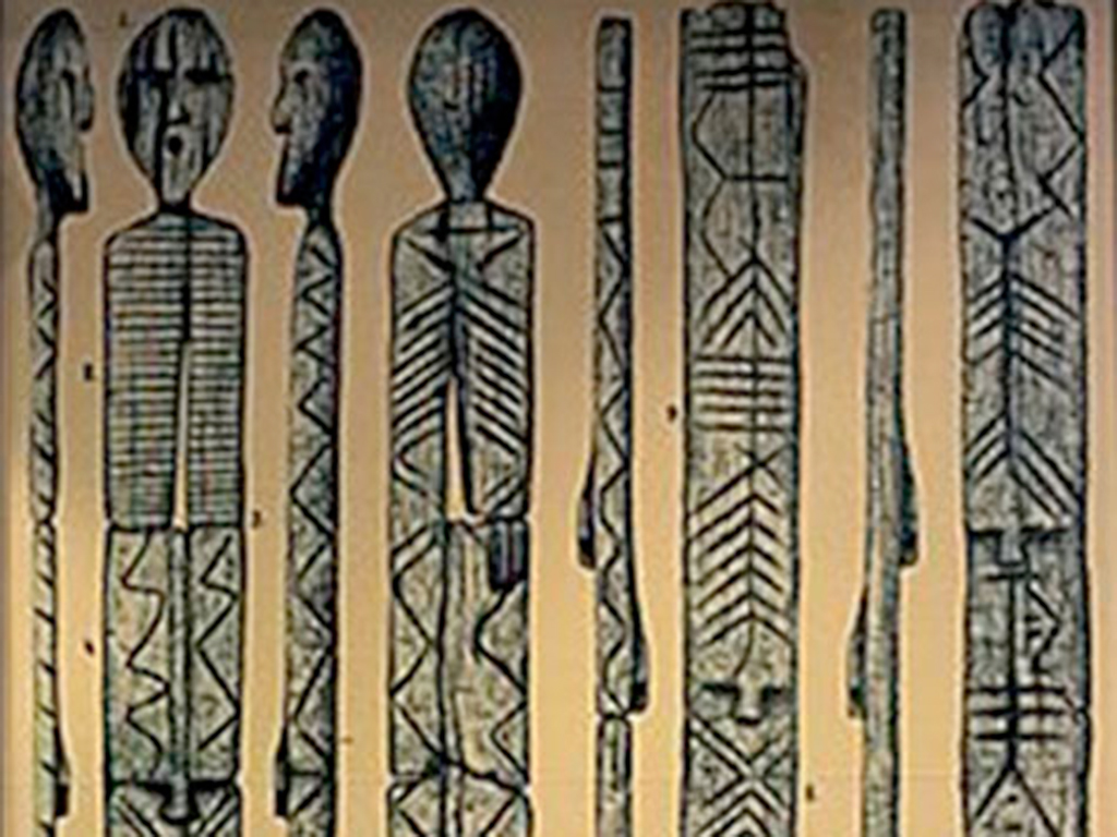 Самый древний найденный артефакт – Шигирский идол!