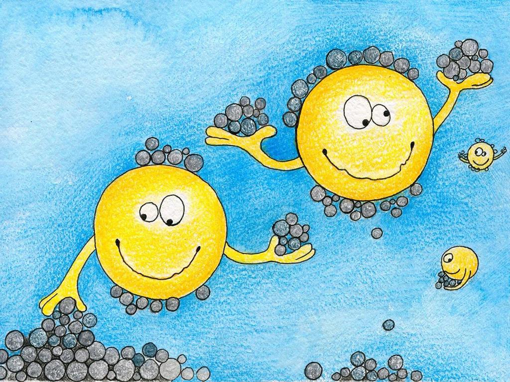 Теперь наночастицы борются с раком и очищают воду