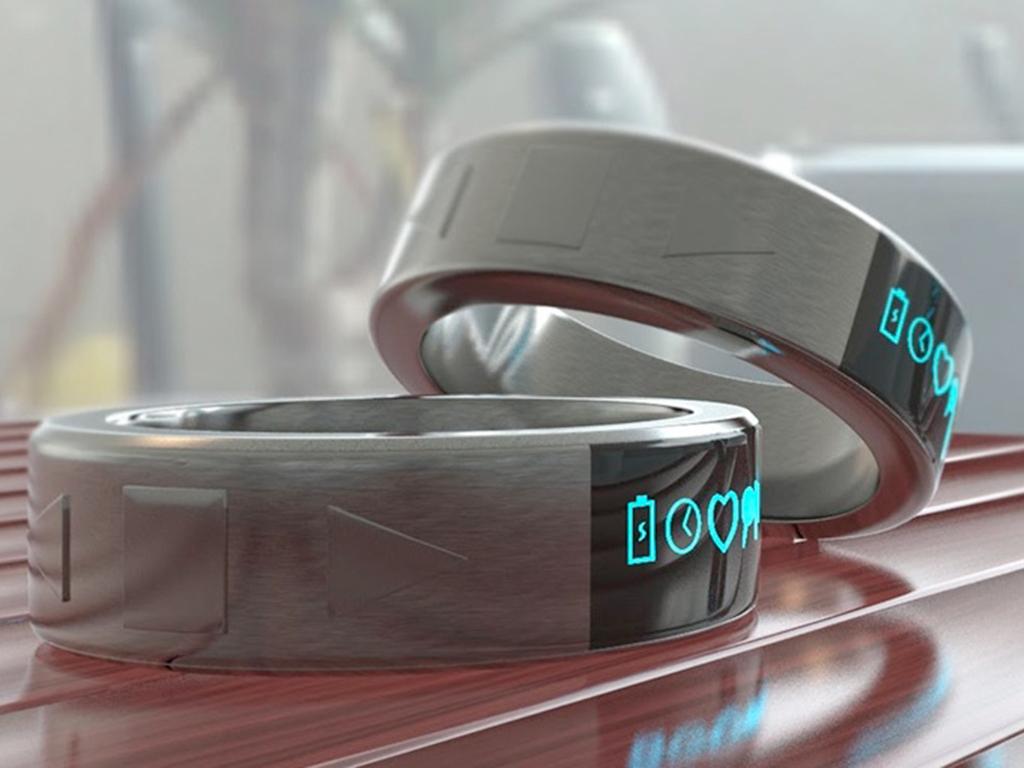 Умное кольцо. Шаг в будущее!
