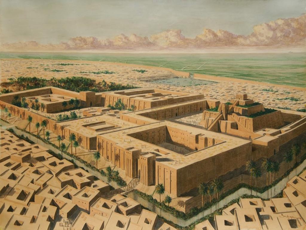 Уникальные древние Знания города Чатал-Гуюк в эпоху неолита!