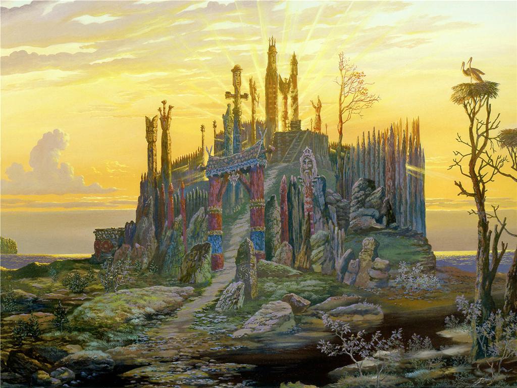 В центре Киева сохранилось главное капище князя Владимира.