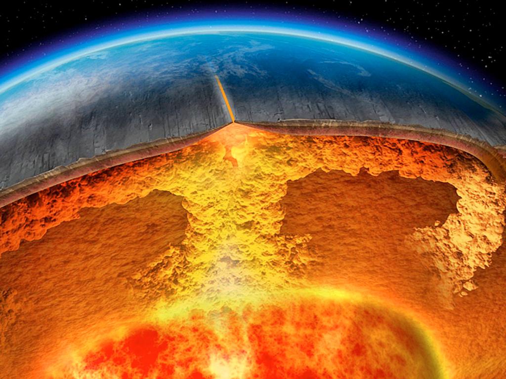 В мантии Земли воды больше, чем в мировом океане!