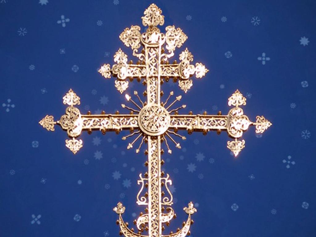 Вы думаете, что крест – христианский символ?