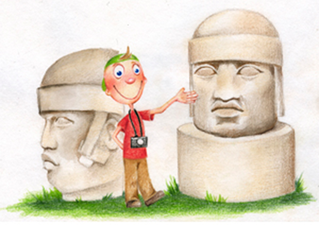 Загадочная цивилизация ольмеков. Свет знаний  из глубины веков.